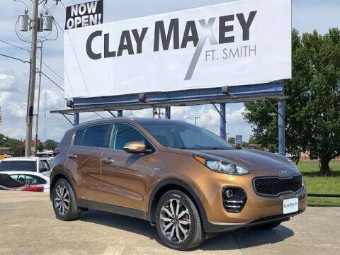 2018 Kia Sportage for sale at Clay Maxey Fort Smith in Fort Smith AR