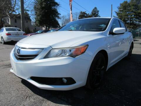 2014 Acura ILX for sale at PRESTIGE IMPORT AUTO SALES in Morrisville PA