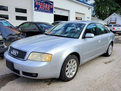2002 Audi A6 for sale at Ericson Auto in Ankeny IA