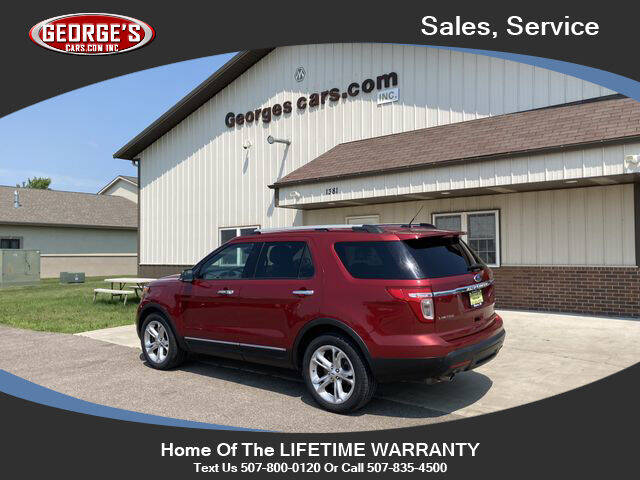 2015 Ford Explorer for sale at GEORGE'S CARS.COM INC in Waseca MN