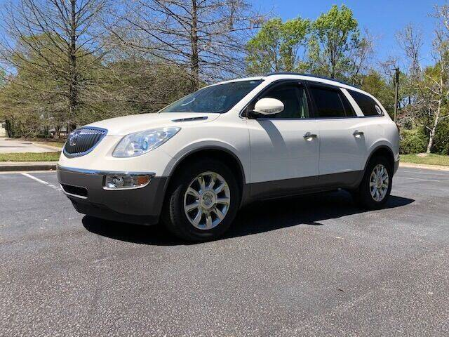 2011 Buick Enclave for sale at Lowcountry Auto Sales in Charleston SC
