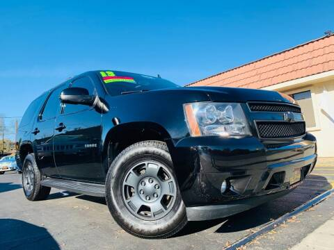 2013 Chevrolet Tahoe for sale at Alpha AutoSports in Roseville CA