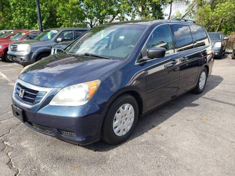 2010 Honda Odyssey for sale at Real Deal Auto Sales in Manchester NH