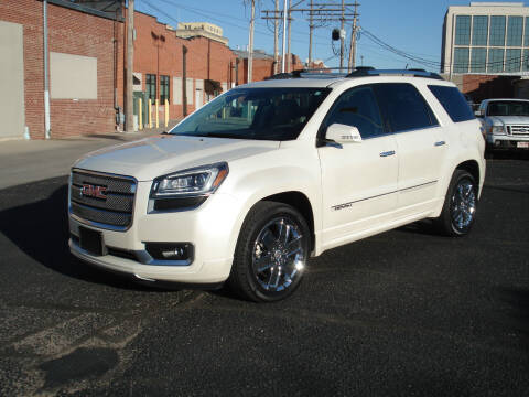 2014 GMC Acadia for sale at Shelton Motor Company in Hutchinson KS