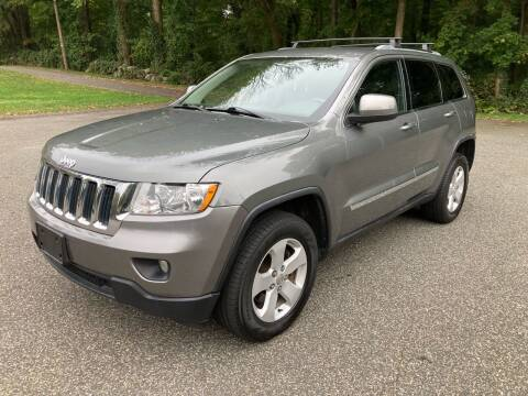 2012 Jeep Grand Cherokee for sale at Lou Rivers Used Cars in Palmer MA