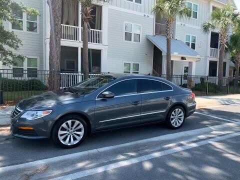 2012 Volkswagen CC for sale at Asap Motors Inc in Fort Walton Beach FL