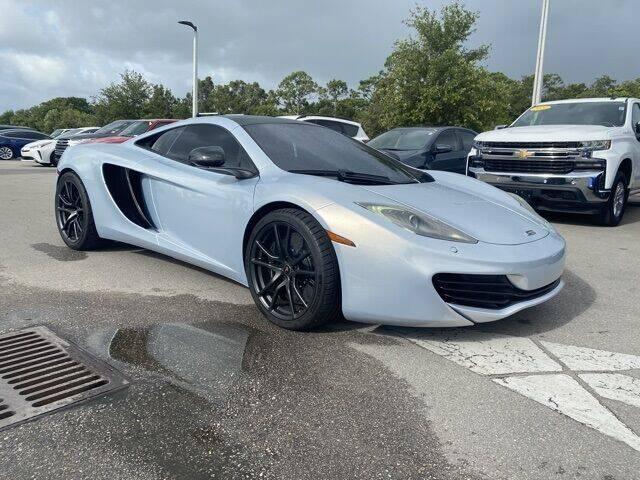 2012 McLaren MP4-12C for sale in Vero Beach, FL