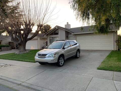 2004 Lexus RX 330 for sale at Blue Eagle Motors in Fremont CA