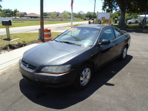 1999 Honda Accord for sale at Bargain Auto Mart Inc. in Kenneth City FL