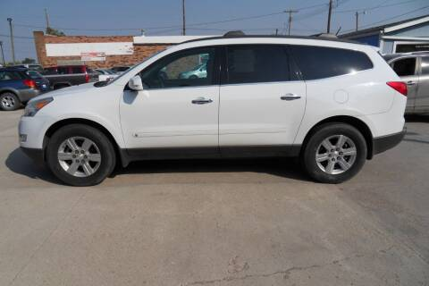 2010 Chevrolet Traverse for sale at Paris Fisher Auto Sales Inc. in Chadron NE
