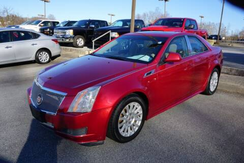 2012 Cadillac CTS for sale at Modern Motors - Thomasville INC in Thomasville NC