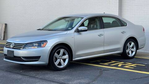 2014 Volkswagen Passat for sale at Carland Auto Sales INC. in Portsmouth VA