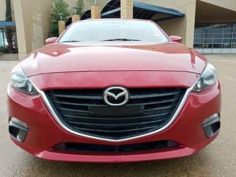 2016 Mazda MAZDA3 for sale at Auto Haus Imports in Grand Prairie TX