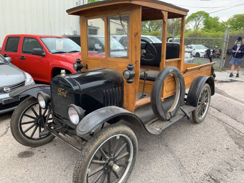 1921 Ford Model T for sale at SODA MOTORS AUTO SALES LLC in Newport RI