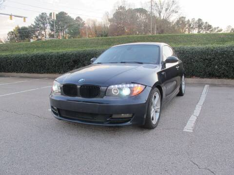 2009 BMW 1 Series for sale at Best Import Auto Sales Inc. in Raleigh NC