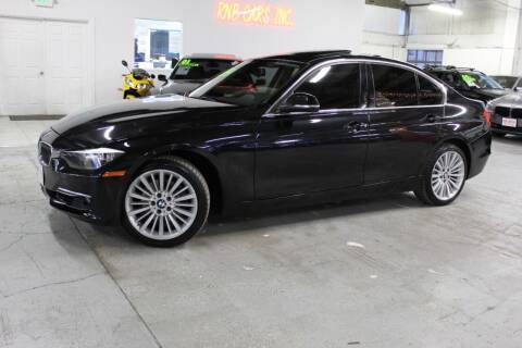 2013 BMW 3 Series for sale at R n B Cars Inc. in Denver CO