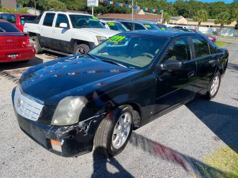 2007 Cadillac CTS for sale at Auto Mart - Dorchester in North Charleston SC