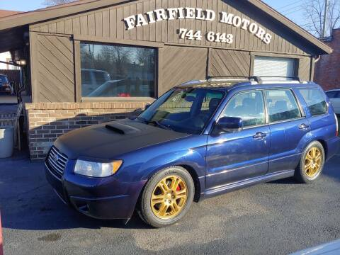 2006 Subaru Forester for sale at Fairfield Motors in Fort Wayne IN