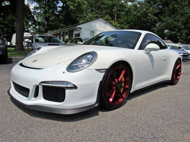 2015 Porsche 911 for sale at Atlantic Auto Sales in Chesapeake VA