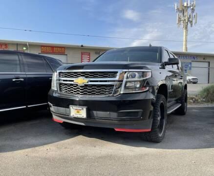 2015 Chevrolet Suburban for sale at Del Sol Auto Sales in Las Vegas NV