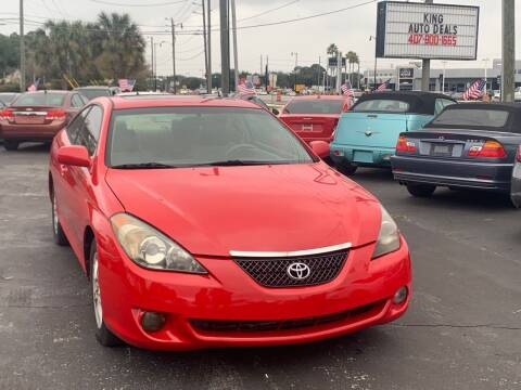 2006 Toyota Camry Solara for sale at King Auto Deals in Longwood FL