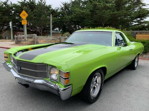 1971 Chevrolet El Camino for sale at Dodi Auto Sales in Monterey CA