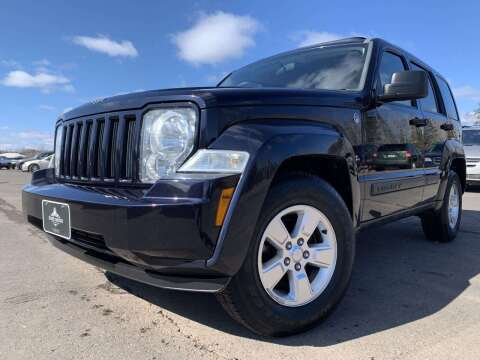 2011 Jeep Liberty for sale at LUXURY IMPORTS in Hermantown MN