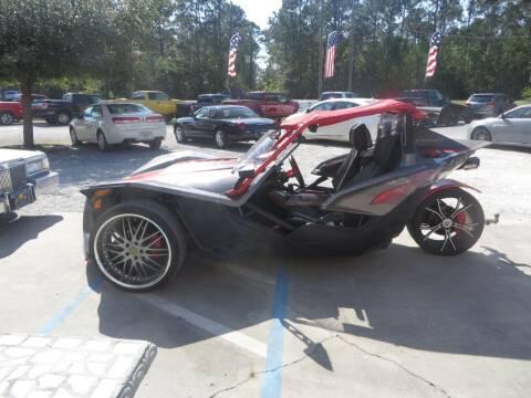 2015 Polaris Slingshot for sale at Ward's Motorsports in Pensacola FL