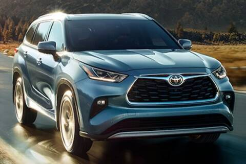 2021 Toyota Highlander for sale at Diamante Leasing in Brooklyn NY