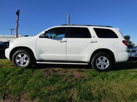 2008 Toyota Sequoia for sale at National Motors in San Diego CA