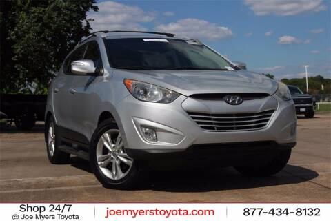 2013 Hyundai Tucson for sale at Joe Myers Toyota PreOwned in Houston TX