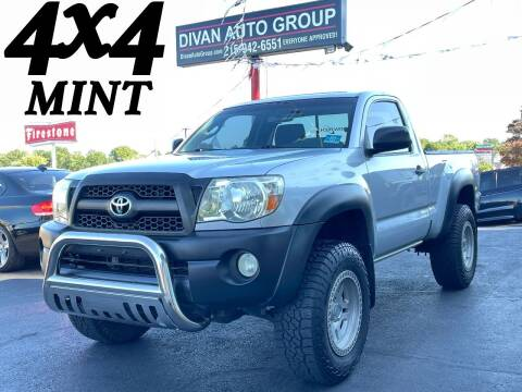 2011 Toyota Tacoma for sale at Divan Auto Group in Feasterville Trevose PA