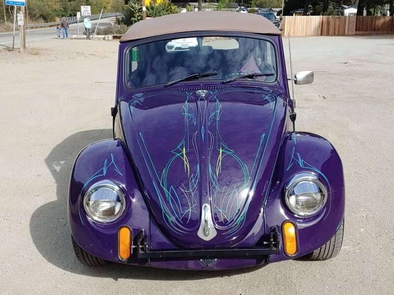 1968 Volkswagen Beetle for sale in San Luis Obispo, CA