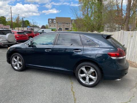 2013 Toyota Venza for sale at Good Works Auto Sales INC in Ashland MA