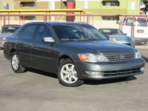 2004 Toyota Avalon for sale at Best Auto Buy in Las Vegas NV