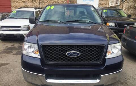 2004 Ford F-150 for sale at HW Used Car Sales LTD in Chicago IL