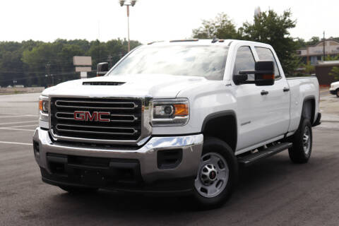 2019 GMC Sierra 2500HD for sale at Auto Guia in Chamblee GA