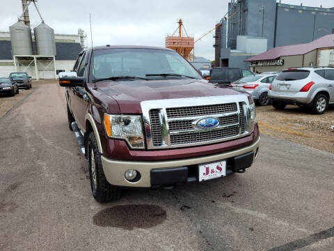 2009 Ford F-150 for sale at J & S Auto Sales in Thompson ND