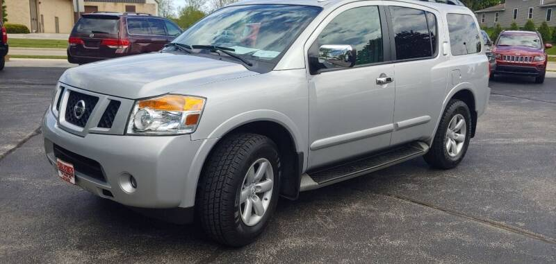 2010 Nissan Armada for sale at PEKARSKE AUTOMOTIVE INC in Two Rivers WI