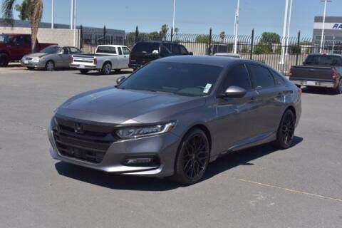 2019 Honda Accord for sale at Choice Motors in Merced CA