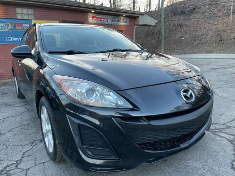 2010 Mazda MAZDA3 for sale at Doctor Auto in Cecil PA