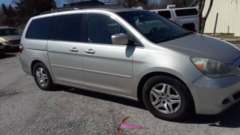 2006 Honda Odyssey for sale at BBC Motors INC in Fenton MO
