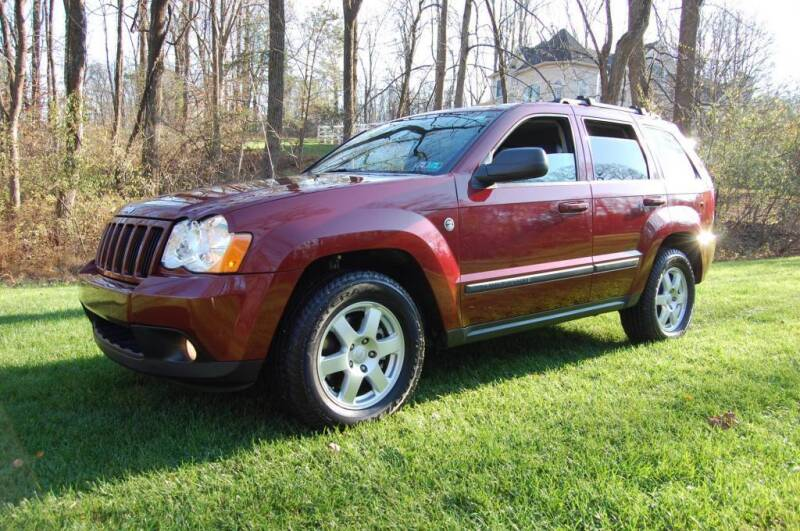 2009 Jeep Grand Cherokee for sale at New Hope Auto Sales in New Hope PA