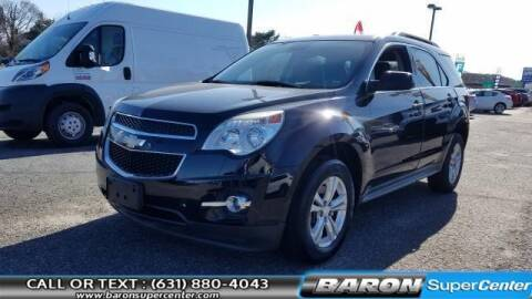 2013 Chevrolet Equinox for sale at Baron Super Center in Patchogue NY