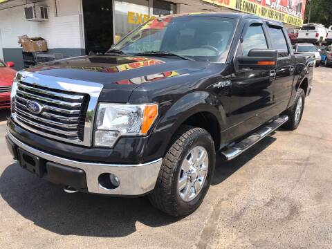2010 Ford F-150 for sale at EXPORT AUTO SALES, INC. in Nashville TN