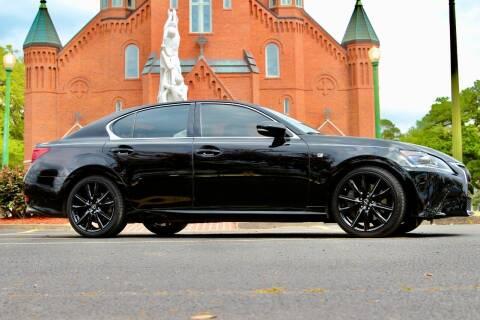2013 Lexus GS 350 for sale at Dominique Auto Sales in Opelousas LA