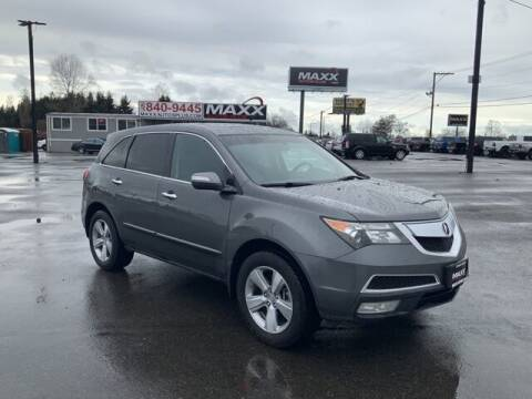 2010 Acura MDX for sale at Maxx Autos Plus in Puyallup WA