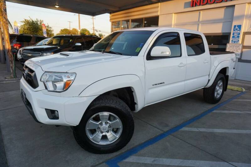 2013 Toyota Tacoma for sale at Industry Motors in Sacramento CA