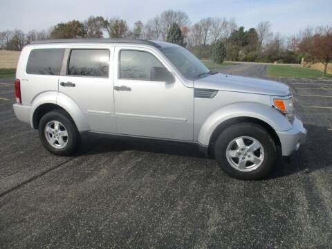 2009 Dodge Nitro for sale at Crossroads Used Cars Inc. in Tremont IL