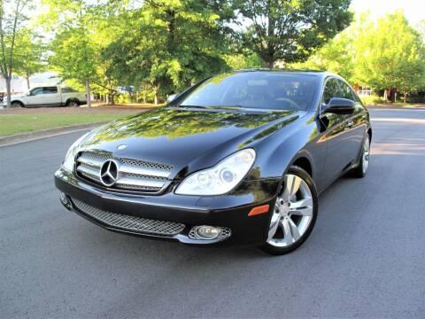 2009 Mercedes-Benz CLS for sale at Top Rider Motorsports in Marietta GA